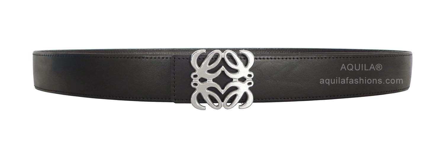 loewe leather belt replacement