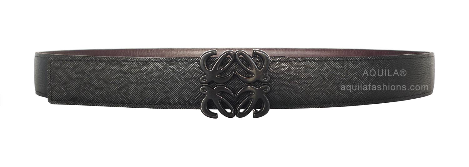 loewe replacement leather belt