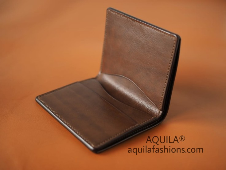 custom leather wallet singapore