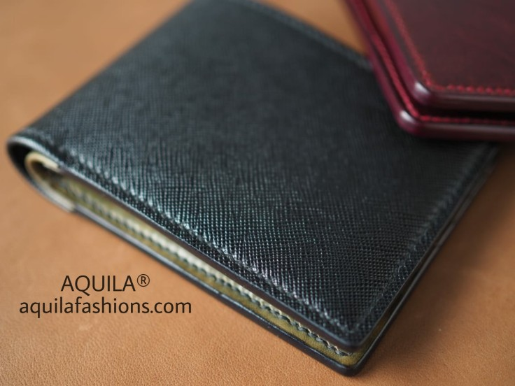 handmade leather wallet singapore